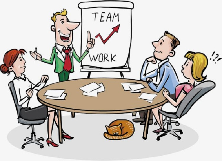 Các yếu tố xoay quanh vấn đề làm việc nhóm trong doanh nghiệp