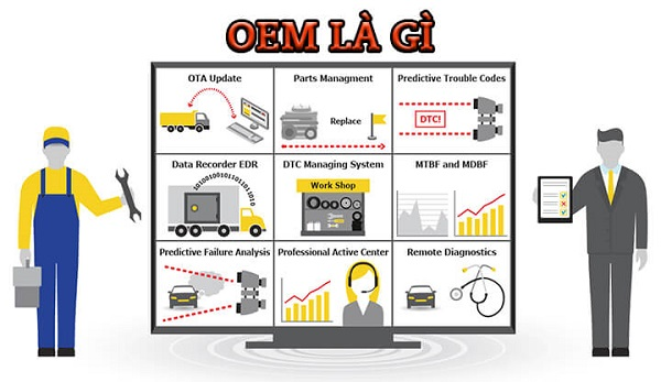 Dịch vụ tư vấn thành lập công ty OEM