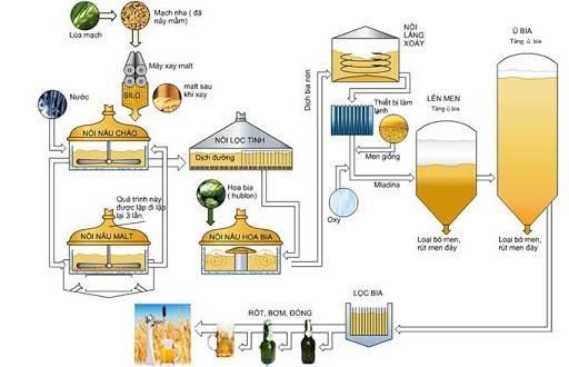 Dịch vụ tư vấn thành lập công ty sản xuất bia