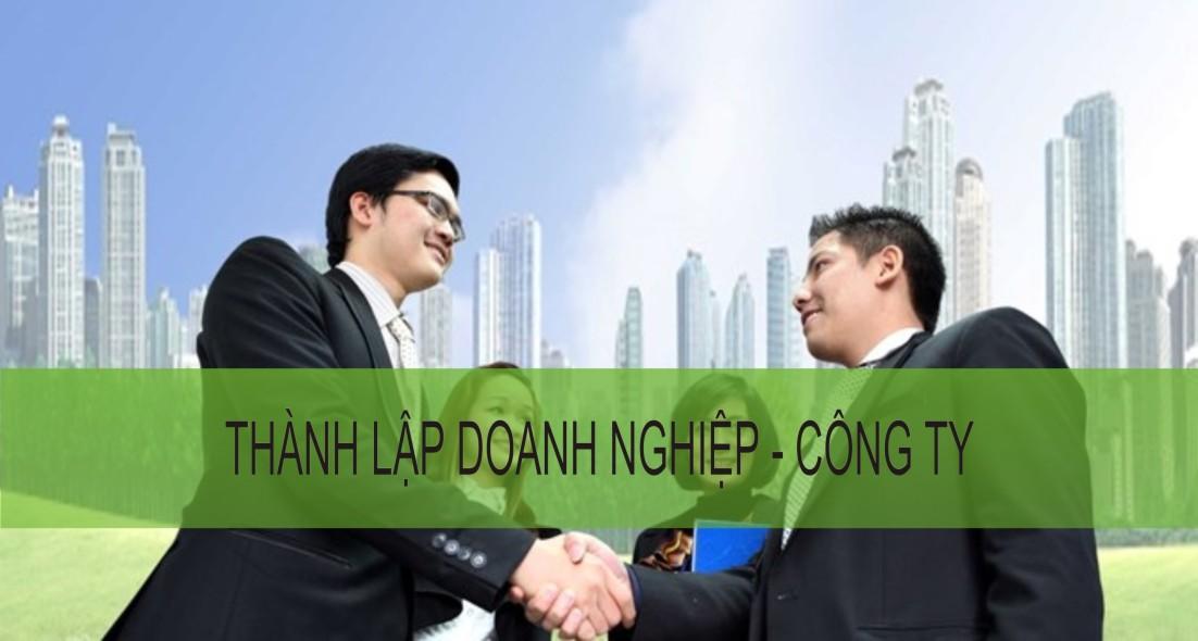 Dịch vụ tư vấn thành lập công ty tại Long An