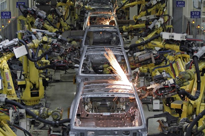 Hướng dẫn thành lập công ty cơ khí