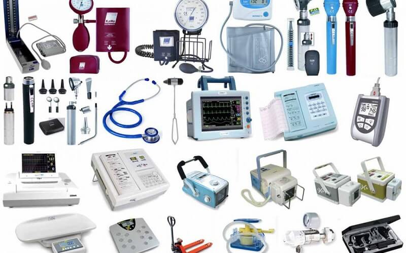 Thành lập công ty cung cấp thiết bị y tế