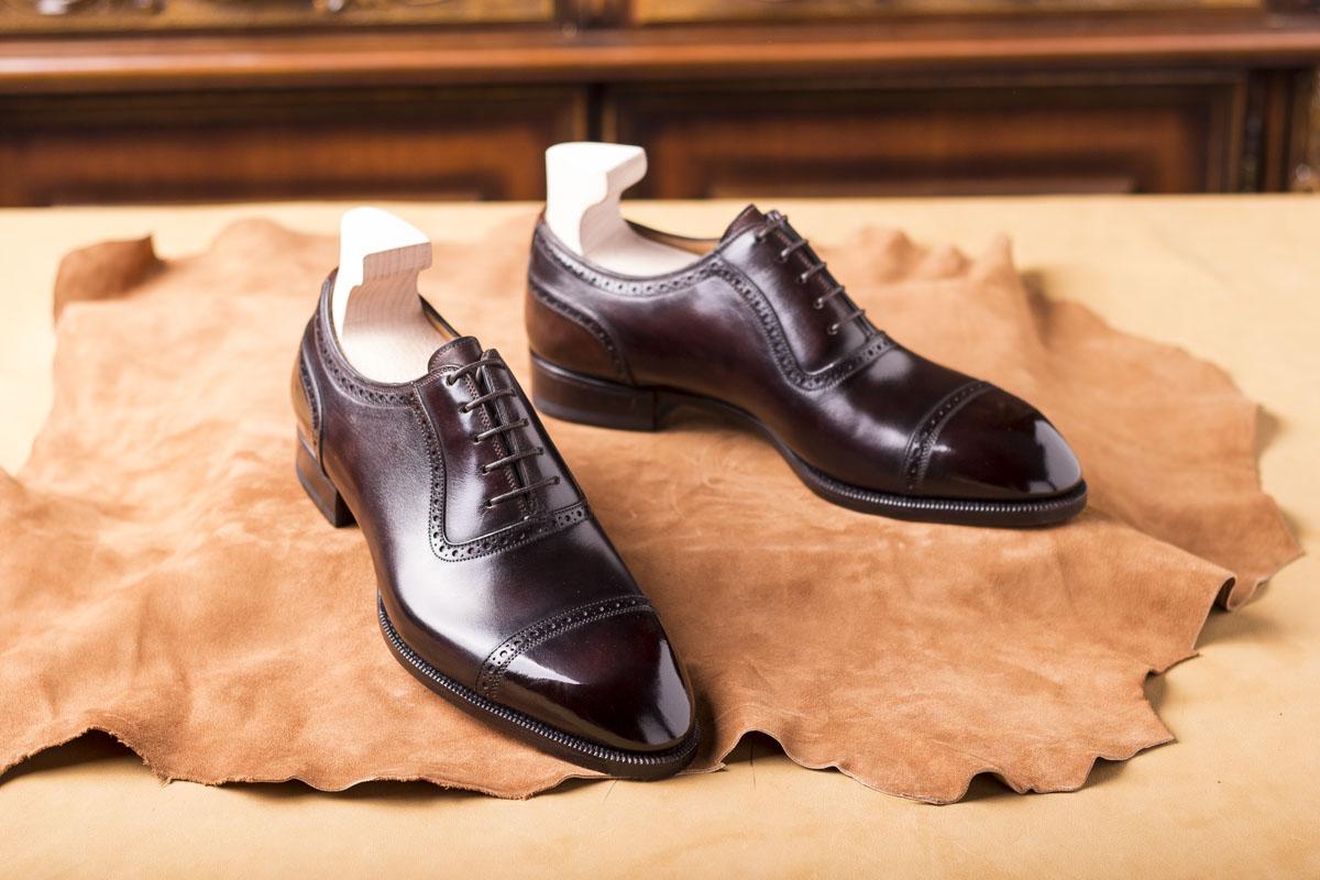 Thành lập công ty sản xuất giày da tại tphcm