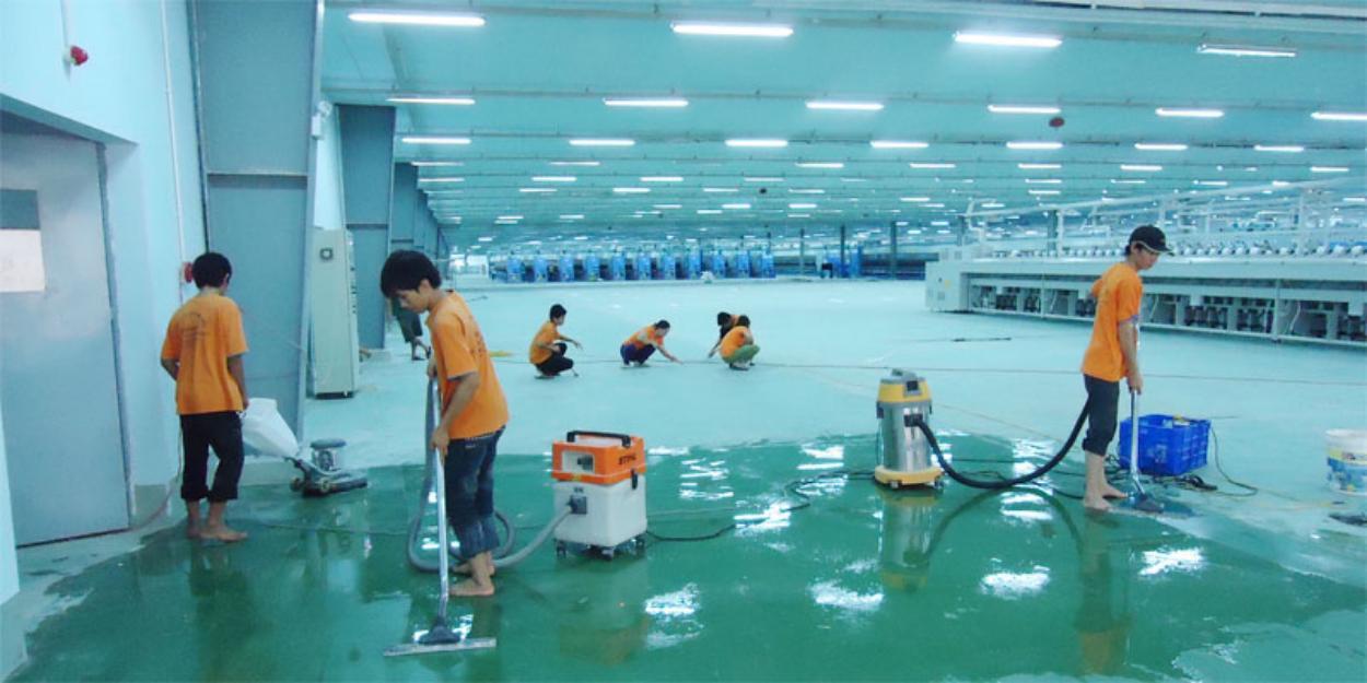 Thủ tục thành lập công ty chuyên về dịch vụ vệ sinh tại TPHCM