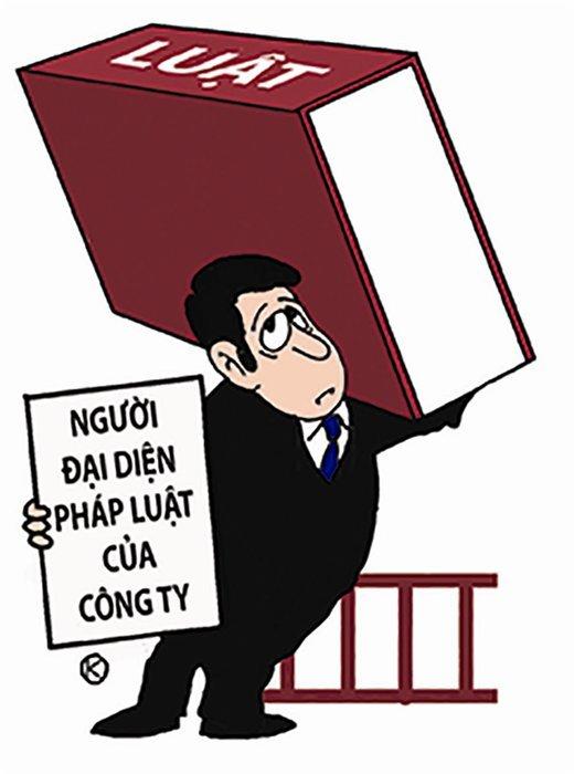 Thủ tục thay đổi người đại diện pháp luật tại Long An