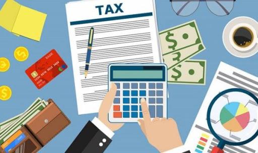 Tiểu mục nộp thuế những loại thuế năm 2020